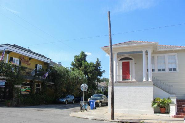2501 de Royal Street, primeira casa de Antonio e Emilia
