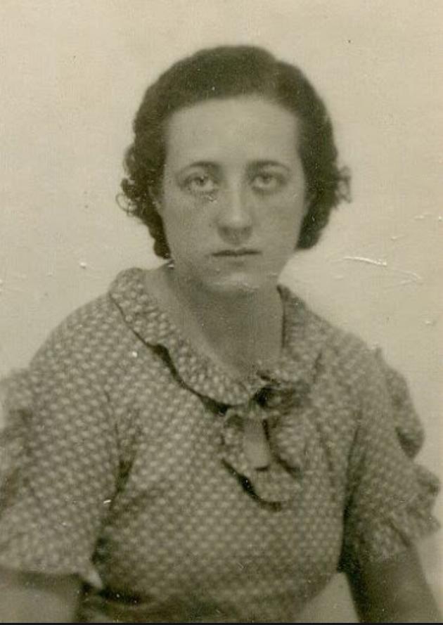 María Muñoz. Fonte: Ministerio de Cultura.