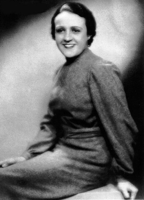Juana Capdevielle, bibliotecaria asasinada polos golpistas en agosto de 1936 en Rábade.